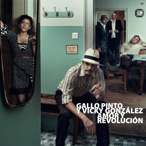 Gallo Pinto y Vicky González de Nussbaumer – Amor y Revolución